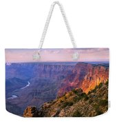 Canyon Glow Weekender Tote Bag