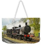 Steam Train At Rest. Weekender Tote Bag