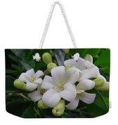 Australia - Gardenia White Flowers Weekender Tote Bag