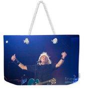 Barry Gibb Weekender Tote Bag