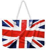 British Flag 6 Weekender Tote Bag