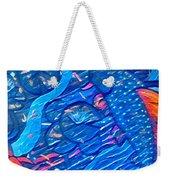 Koi Fish Weekender Tote Bag