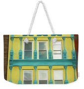 315 Main  Weekender Tote Bag by Nancy De Flon