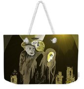 316  An Arrival Of The Gods A  Weekender Tote Bag