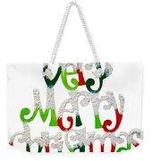 Christmas. Weekender Tote Bag