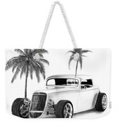 33 Ford Coupe Weekender Tote Bag