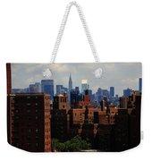New York City Skyline 3 Weekender Tote Bag