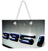 335i Weekender Tote Bag