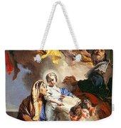 33613 Giovanni Battista Tiepolo Weekender Tote Bag