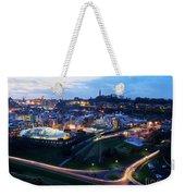Edinburgh, Scotland Weekender Tote Bag