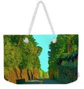34- Enchanted Highway Weekender Tote Bag