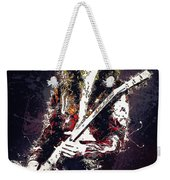 Jimmy Page. Led Zeppelin. Weekender Tote Bag