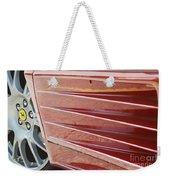 348 Ts Weekender Tote Bag