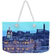 Edinburgh, Scotland Weekender Tote Bag