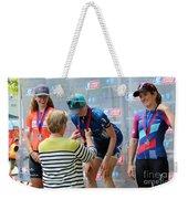 Fearless Femme Racing Weekender Tote Bag