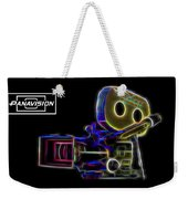 35mm Panavision Weekender Tote Bag by Aaron Berg