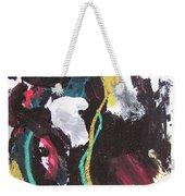 Abstract Expressionsim Art Weekender Tote Bag