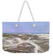 360 Panorama Of Sandy Neck Weekender Tote Bag