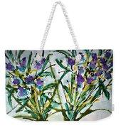 Divine Blooms Weekender Tote Bag