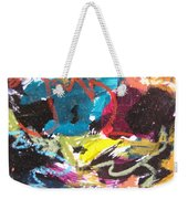 Abstract Expressionsim Art Weekender Tote Bag