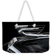 37 Cadillac Hood Angel Weekender Tote Bag