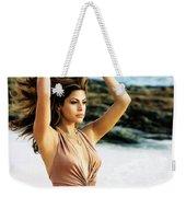 Eva Mendes Weekender Tote Bag