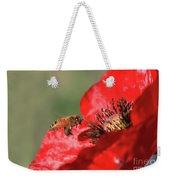 Honeybee Weekender Tote Bag