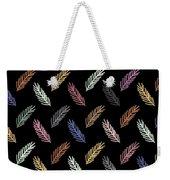 Lovely Pattern Weekender Tote Bag