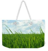 38744 Nature Grass Weekender Tote Bag