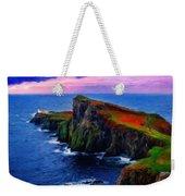Original Landscape Paintings Weekender Tote Bag