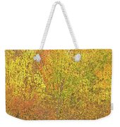 3991 Autumn Profusion Weekender Tote Bag