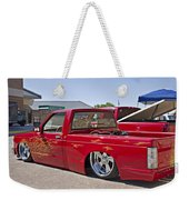 1982 Chevy S10_1a Weekender Tote Bag
