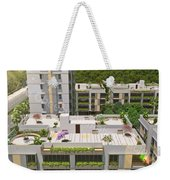3d Flythrough Studio In Usa Weekender Tote Bag