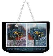 3 Dimensional Painting Weekender Tote Bag