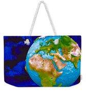 3d Render Of Planet Earth 6 Weekender Tote Bag