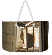 3rd Floor Door And Ruined Room Weekender Tote Bag