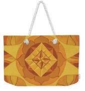 3rd Mandala - Solar Plexus Chakra Weekender Tote Bag