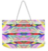 3x1 Abstract 916 Weekender Tote Bag