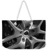 2011 Lotus Euora Wheel Emblem Weekender Tote Bag