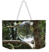 4-22-16--8699 Don't Drop The Crystal Ball, Crystal Ball Photography  Weekender Tote Bag