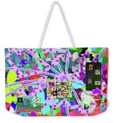 4-9-2015abc Weekender Tote Bag