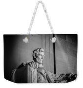 Abraham Lincoln Memorial In Washington Dc Usa Weekender Tote Bag