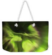 Abstract Aurora Weekender Tote Bag