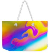 Abstract Colours Weekender Tote Bag