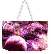Abstract Stars Nebula Weekender Tote Bag