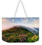 Acrylic Landscape Weekender Tote Bag
