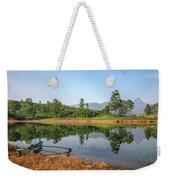 Adam's Peak - Sri Lanka Weekender Tote Bag