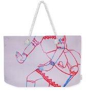 Adowa Dance Ghana Weekender Tote Bag