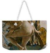After The Bath Weekender Tote Bag by Edgar Degas