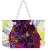 Animal Attractive Beautiful Brown  Weekender Tote Bag